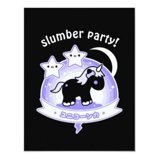 Invitaciones del cumpleaños de la fiesta de