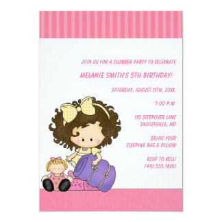 Invitaciones del cumpleaños y de la fiesta de invitación 12,7 x 17,8 cm