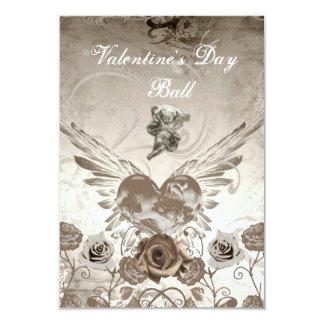 Invitaciones del el día de San Valentín del Cupid