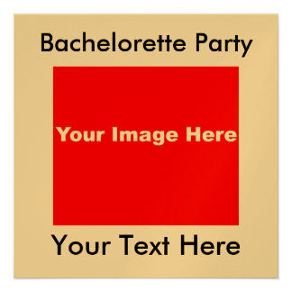 Invitaciones del fiesta de Bachelorette Comunicado Personalizado