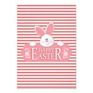 Invitaciones del fiesta de Pascua de los saludos Invitación 8,9 X 12,7 Cm