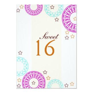 Invitaciones del fiesta del dulce 16 comunicados