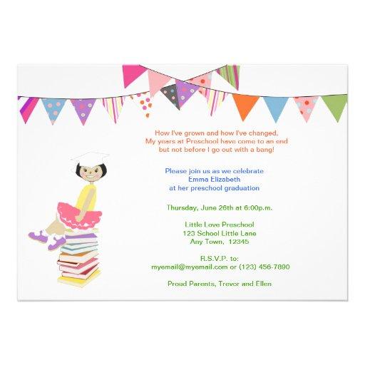 Frases para invitaciónes de clausura de preescolar - Imagui