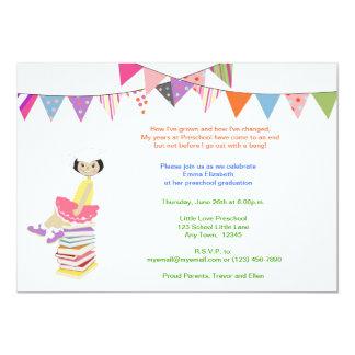 Invitaciones del preescolar o de la guardería invitación