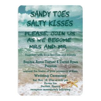 Invitaciones elegantes del personalizado del boda