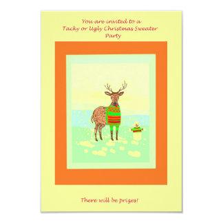 Invitaciones inTacky de la fiesta de Navidad del Anuncio