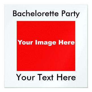 Invitaciones metálicas del fiesta del hielo de invitación personalizada