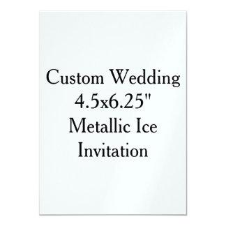 Invitaciones nupciales de la ducha del boda de invitación 11,4 x 15,8 cm