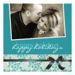 Invitaciones Photocards de las tarjetas de Navidad