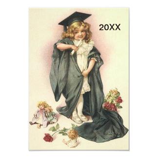 Invitaciones populares 2012 de la graduación del invitación 8,9 x 12,7 cm