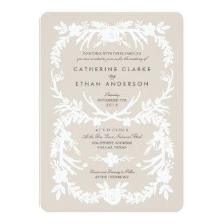Invitaciones queridas del boda de Deerly