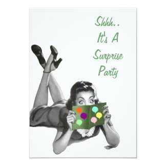 Invitaciones retras de las invitaciones del fiesta anuncios