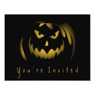Invitaciones simples del adulto del fiesta de invitación 10,8 x 13,9 cm