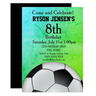 Invitaciones temáticas del cumpleaños de los niños