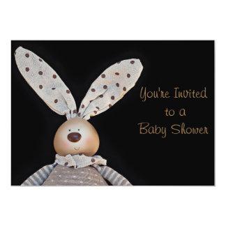Invitaciones unisex de la fiesta de bienvenida al invitación 12,7 x 17,8 cm