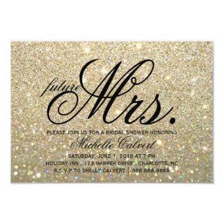 Invite - a señora futura fabulosa Bridal Shower de Invitación 8,9 X 12,7 Cm