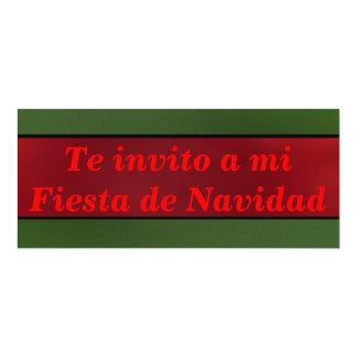 Invito de Invitación - de Te al MI Fiesta de