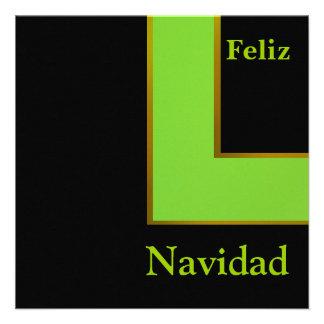 Invito de Invitación - de Te al MI Fiesta de Navid
