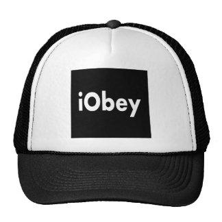 iObey Gorra
