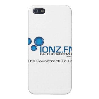 Ionz.FM iPhone 5 Carcasas