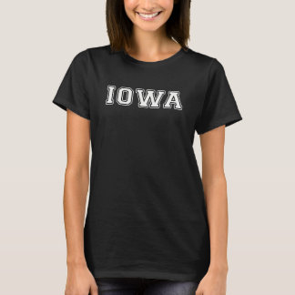 Iowa Camiseta