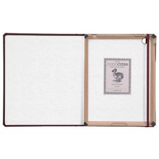 iPad 2/3/4 Dodocase (Merlot) iPad Carcasas