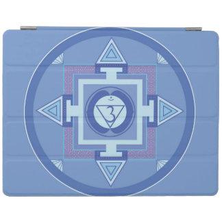 iPad Air cubierta Smart Mandala Blue Cover De iPad