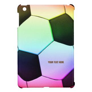 iPad colorido del fútbol del fútbol de