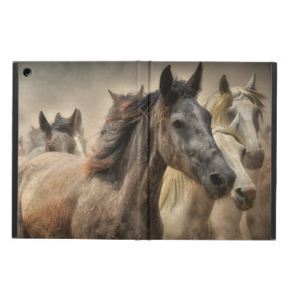 Ipad de los caballos funda para iPad air