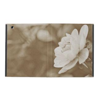 iPad del iPad 2/3/4 del EL de Funda de Flores para iPad Carcasas