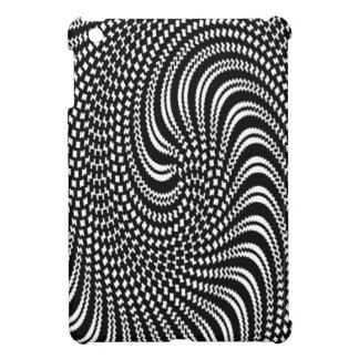 iPad Mini cubierta with genial pattern