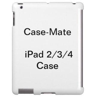 iPad personalizado 2, de la casamata caso 3, y 4