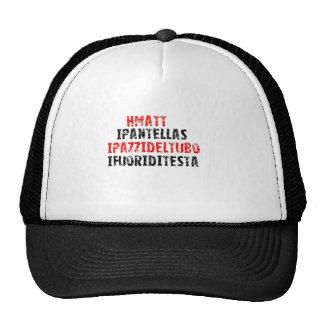 iPazziDelTubo Hmatt de Cappello… Gorro