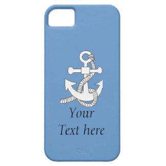 iPhone5 CM/BT - El ancla de la nave Funda Para iPhone SE/5/5s