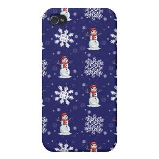 iPhone 4/4S Carcasa Hombres Nevado