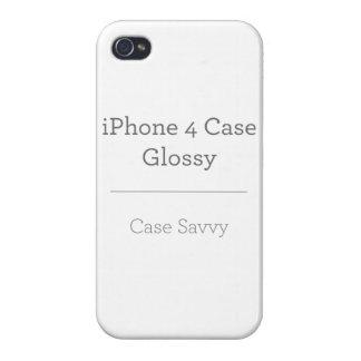 iPhone 4/4S Carcasa La Funda-Comprensión personalizó la cubierta del i