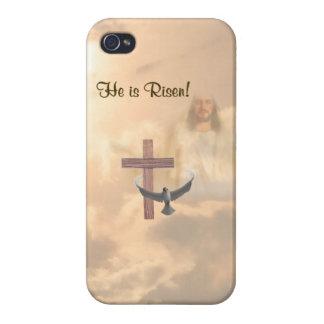 iPhone 4/4S Carcasa Speck® Fitted™ él es caso subido del iPhone 4 de