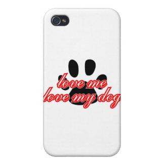 iPhone 4/4S CARCASAS LOVEMYDOG09