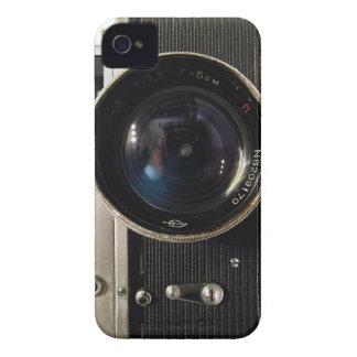iPhone 4/4S de la caja de la cámara del vintage Case-Mate iPhone 4 Fundas