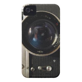 iPhone 4/4S de la caja de la cámara del vintage Case-Mate iPhone 4 Protectores