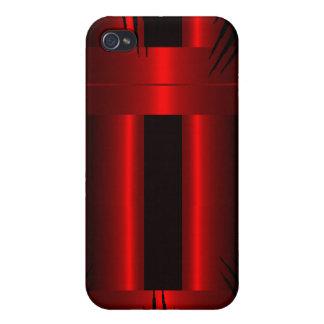 iPhone 4/4S Funda Rojo
