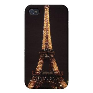 iPhone 4 Carcasa La torre Eiffel