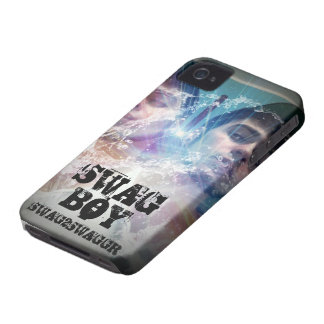 iPhone 4 Case swag boy iPhone 4 Case-Mate Coberturas