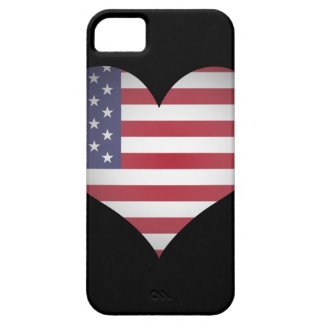 iPhone 5/5S, AMOR LOS E.E.U.U. iPhone 5 Case-Mate Carcasas