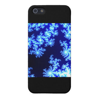 iPhone 5 Carcasa Azul y blanco