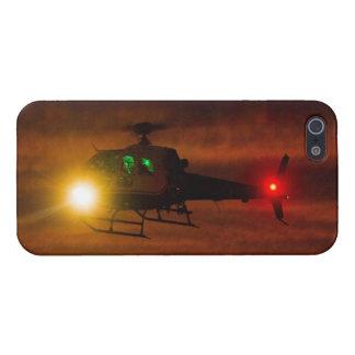 iPhone 5 Carcasa Rescate de la puesta del sol