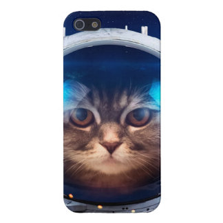 iPhone 5 Carcasas Astronauta del gato - gatos en espacio - espacio