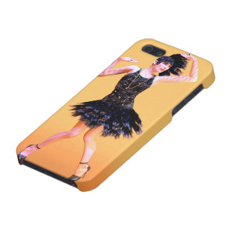iPhone 5 Cárcasas Baile de la aleta