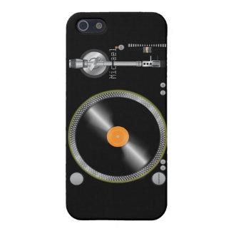 iPhone 5 Cárcasas ** Caso del iPhone 5 de la placa giratoria del