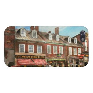 iPhone 5 Carcasas Ciudad - MD de Easton - una parte de la vida
